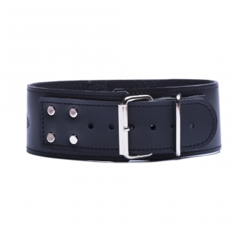 Neck cuffs - black