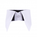 Collar Inlay - white